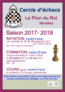 Cours 2017 18