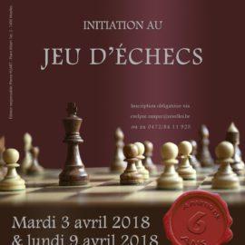 3 et 9 avril: Initiation à la bibliothèque de Nivelles