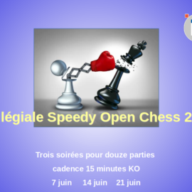 Speedy Collegiale 2019